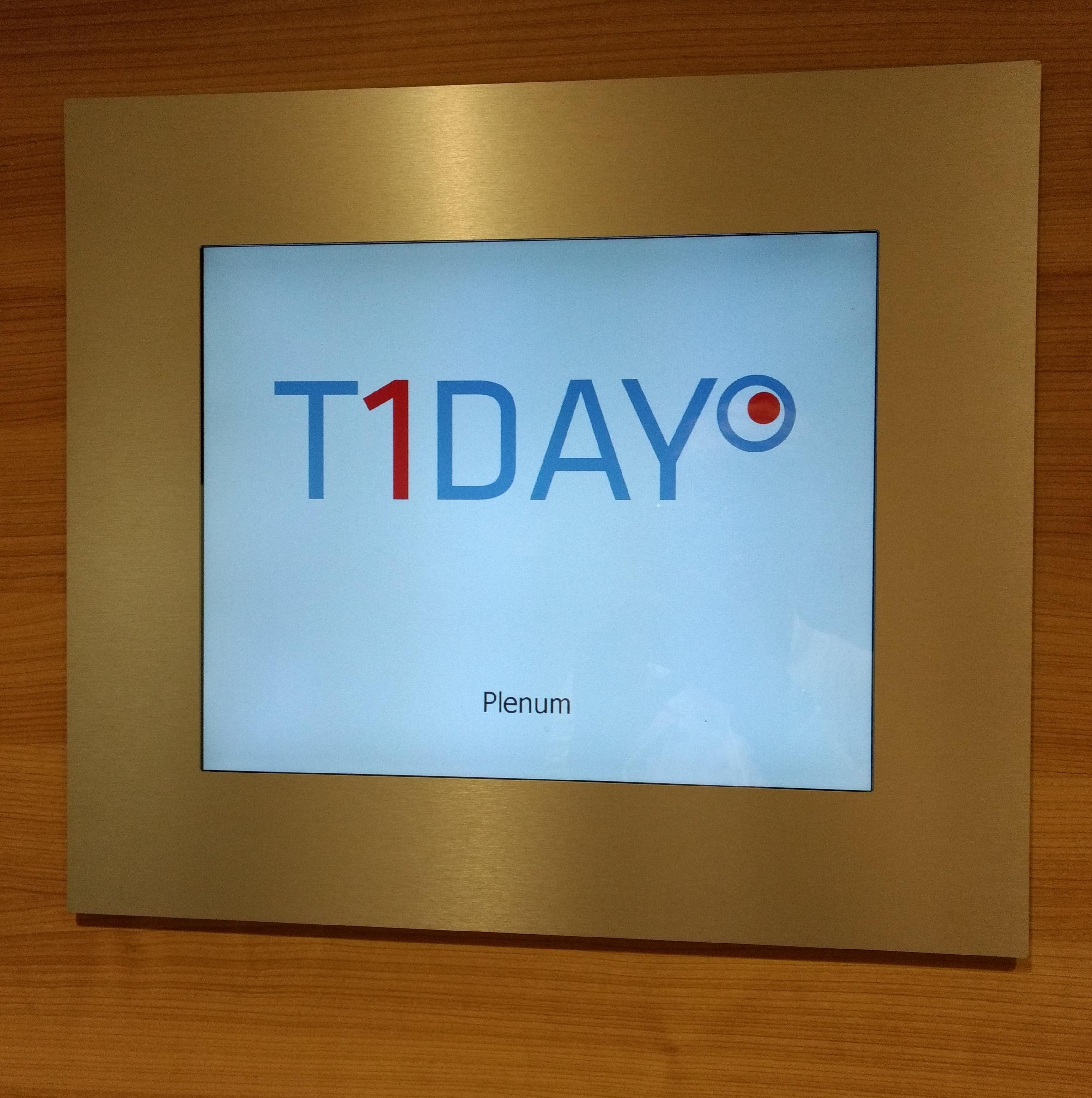 T1Day 2018 und die neuen Leiden eines (TypF) Diabetikers