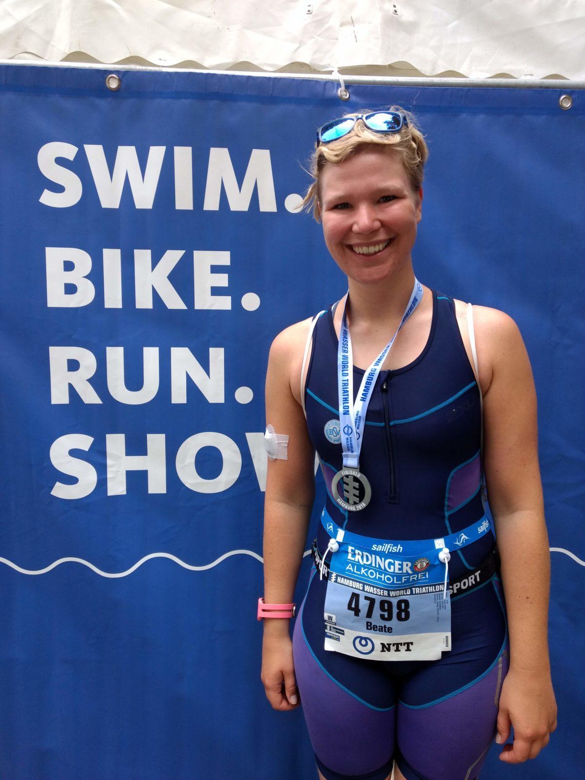 Mein erster Triathlon (Sprintdistanz)