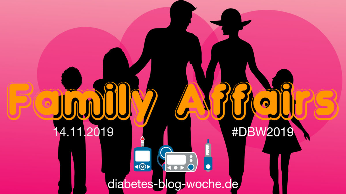 #DBW2019 FAMILY AFFAIRS